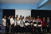 Course on Pollinators and Pests - Quisqueya School