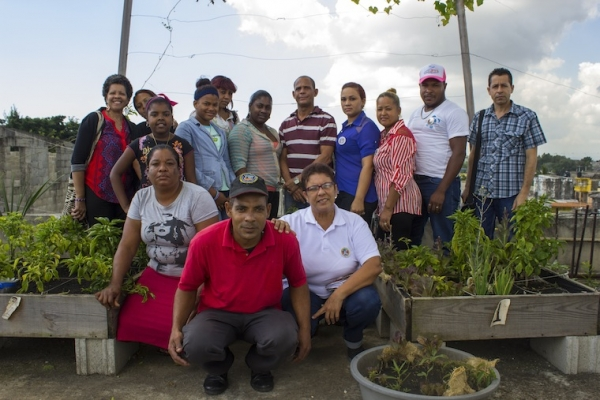 Course on basic cultivation practices - Environmental Cleanup Foundation